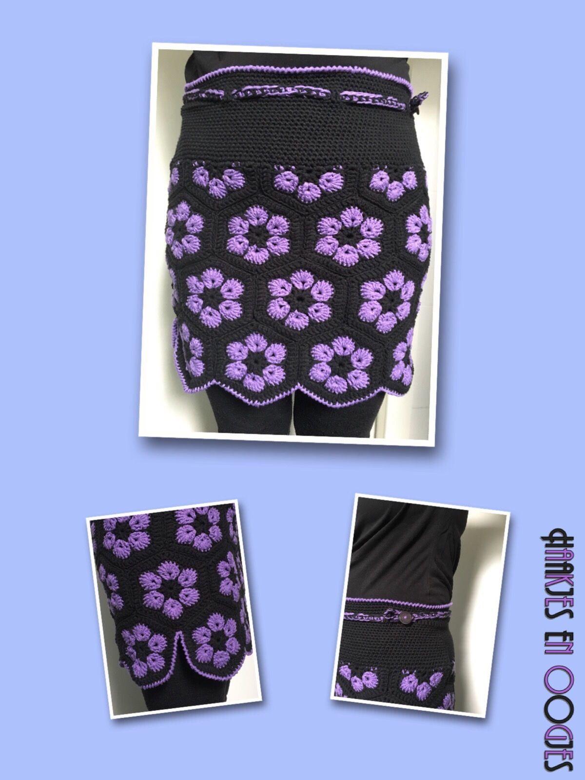 african flower rok haken